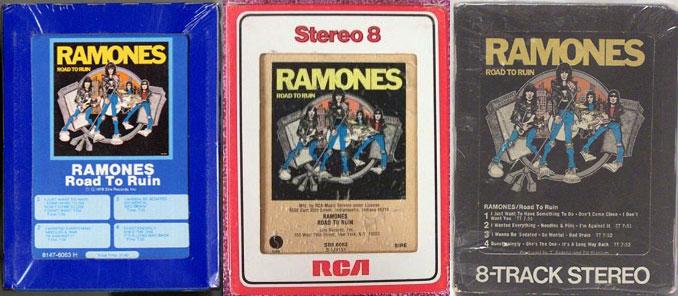 Ramones, Road To Ruin